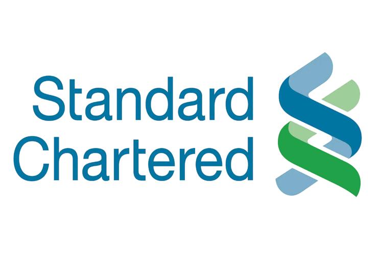 Logo ngân hàng Standard Chartered