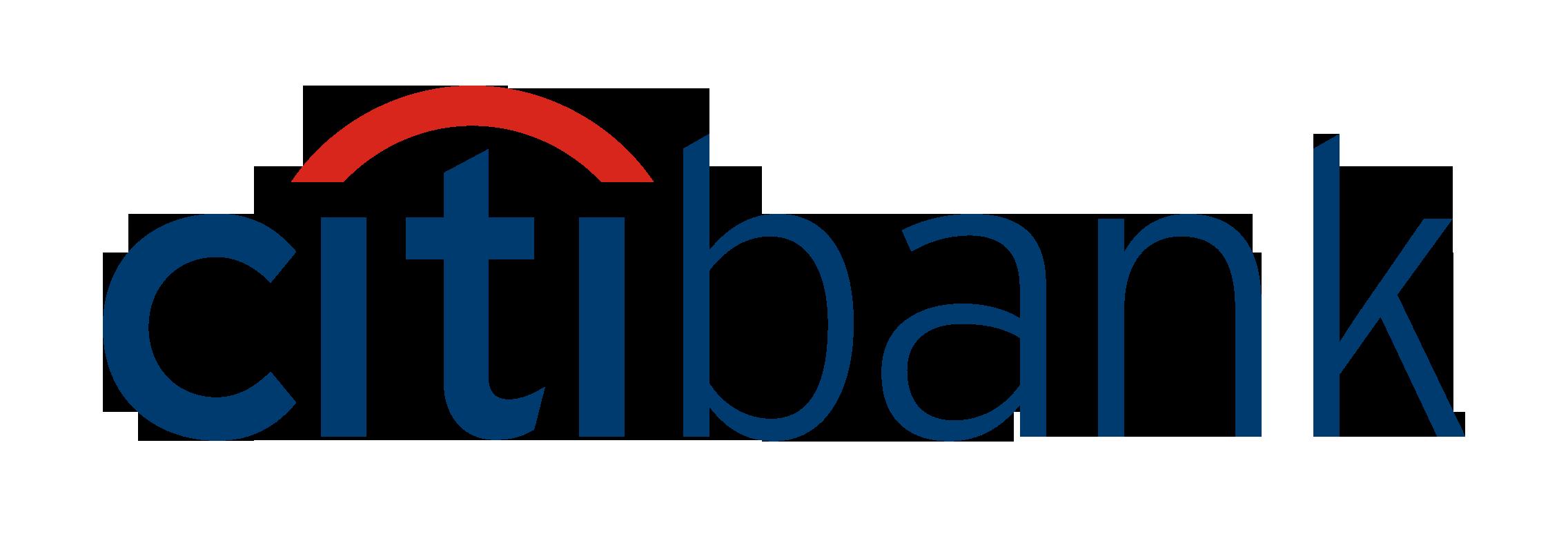 Logo Citibank được thiết kế đơn giản nhưng rất ấn tượng và ý nghĩa