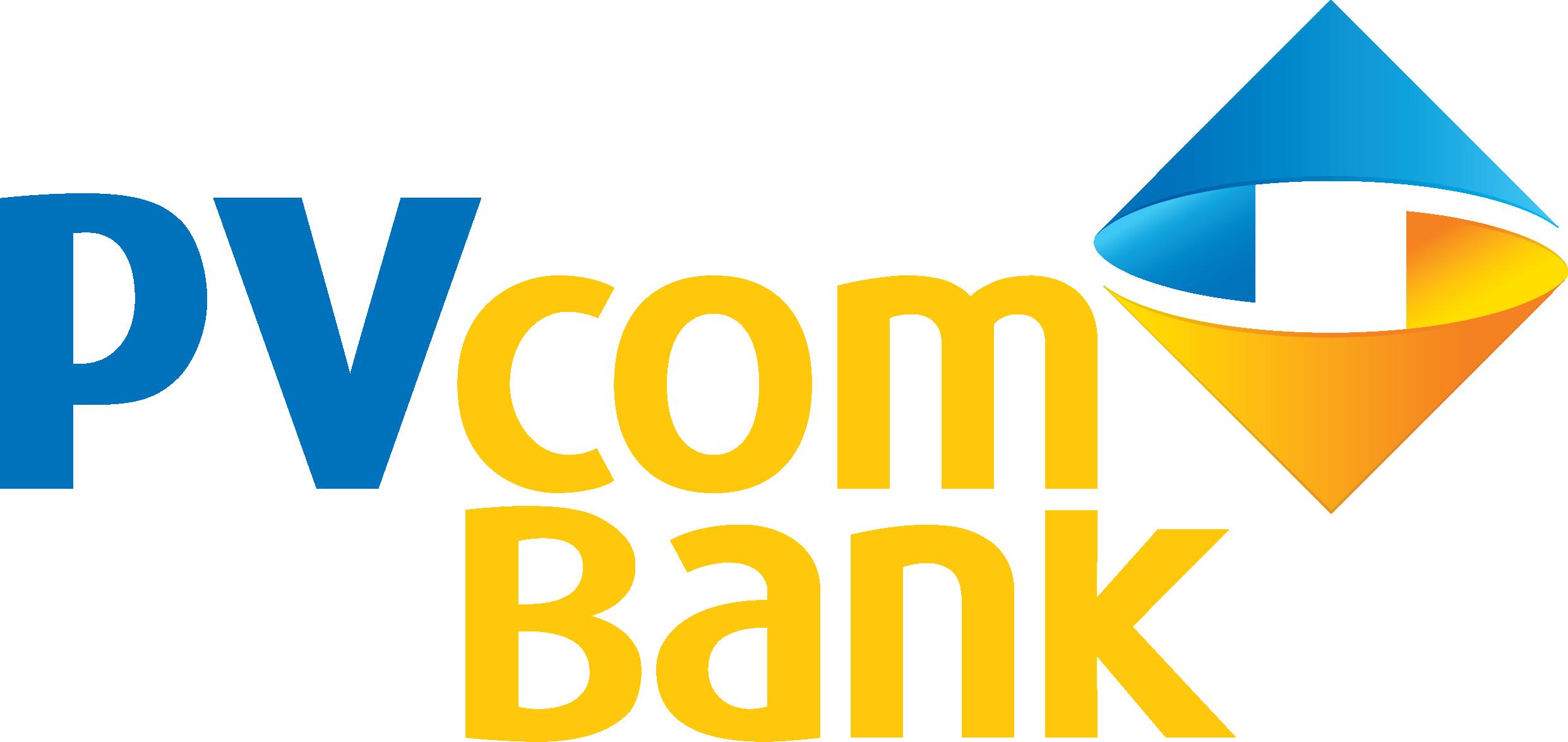 PVcomBank logo