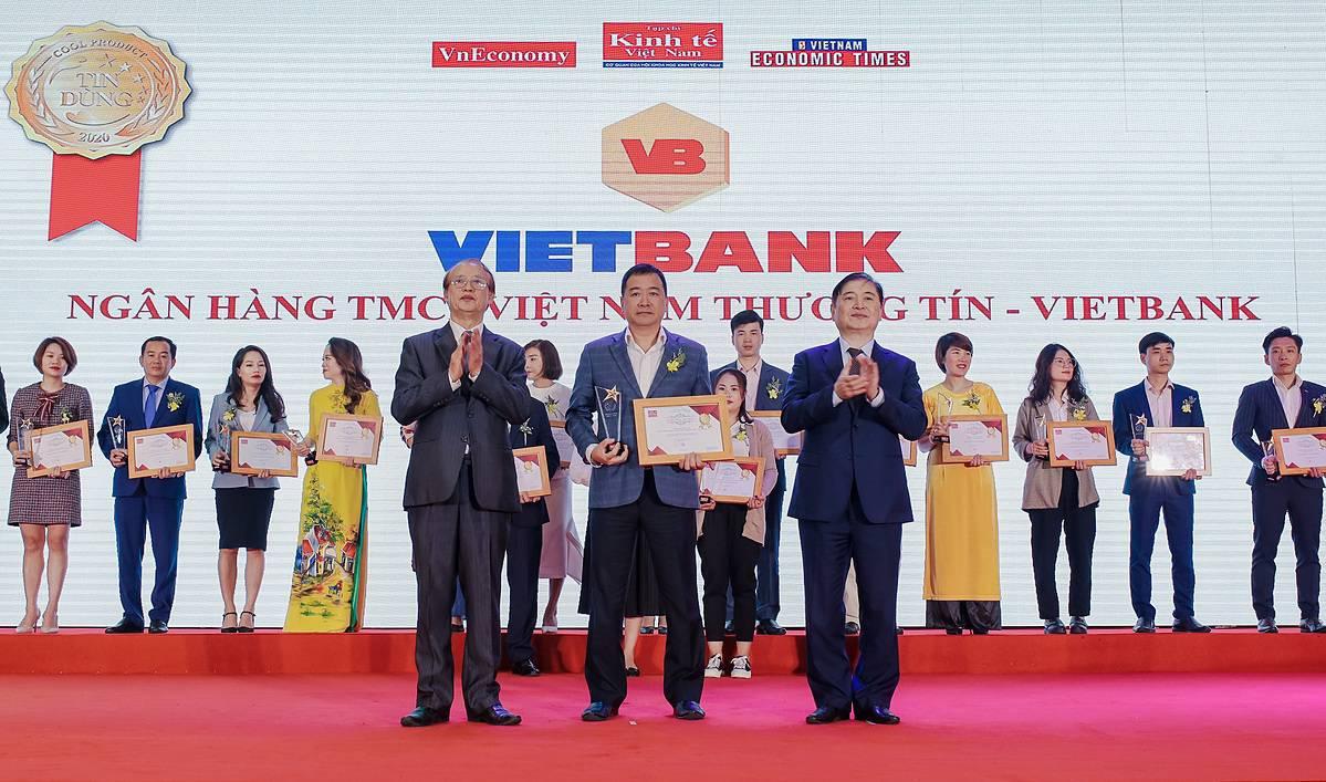 VietBank giải thưởng