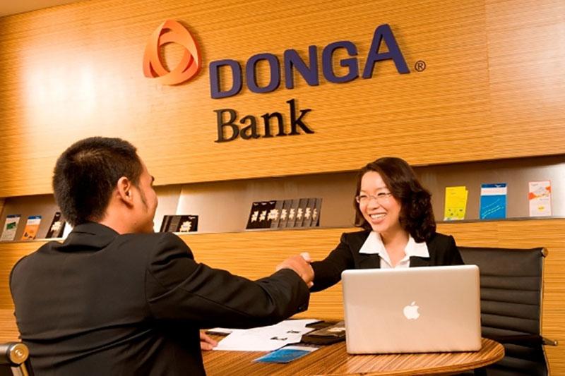Ngân hàng Đông Á cung cấp nhiều sản phẩm cho cá nhân và doanh nghiệp