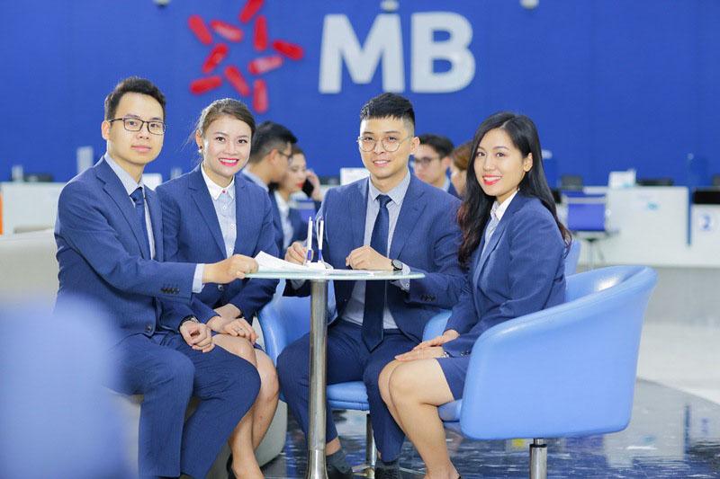 MB Bank cung cấp đa dạng các sản phẩm dịch vụ