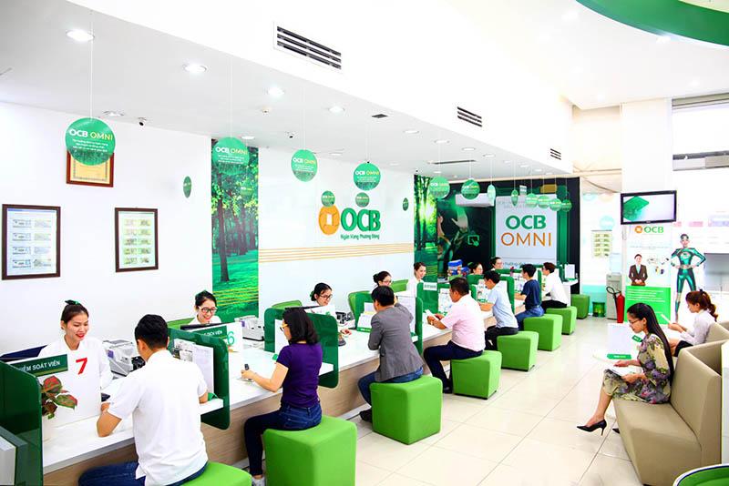 Ngân hàng Phương Đông cung cấp đầy đủ các sản phẩm dịch vụ cho KH cá nhân và KH doanh nghiệp