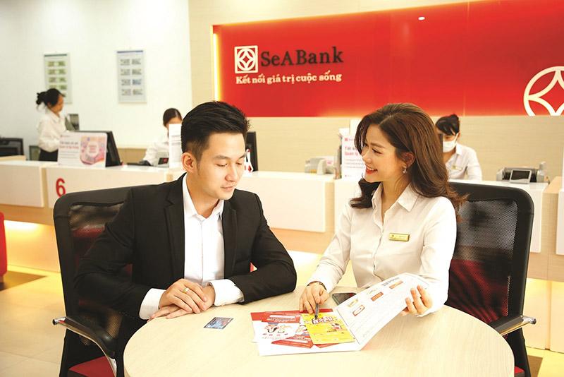 Ngân hàng TMCP Đông Nam Á cung cấp đầy đủ các sản phẩm dịch vụ