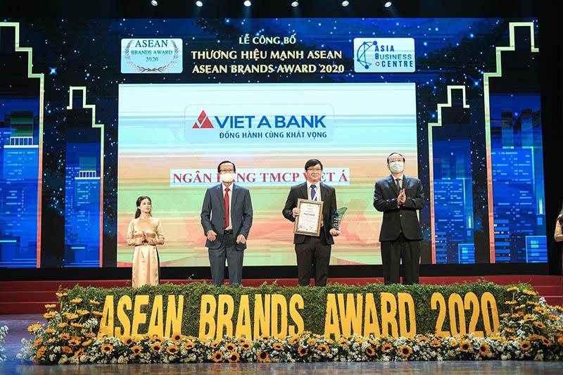 VietA Bank liên tiếp nhận nhiều giải thưởng từ các tổ chức uy tín trong nước lẫn quốc tế